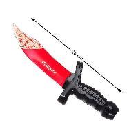 Autre Accessoire Deguisement Vendu Seul Couteau Halloween 25 cm Adultes
