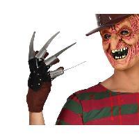 Autre Accessoire Deguisement Vendu Seul Gants Halloween Adultes Hommes