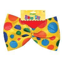 Autre Accessoire Deguisement Vendu Seul Noeud Papillon de Clown