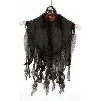 Autre Accessoire Deguisement Vendu Seul Squelette a suspendre 62 cm