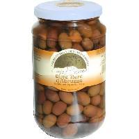 Autres Legumes En Conserve CASA BRUNA Olives noires des Abruzzes - 310 G
