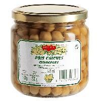 Autres Legumes En Conserve ERIC BUR Pois Chiches - 270 g
