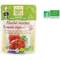 Autres Legumes En Conserve Hache vegetal tomate et oignon bio - 250 g