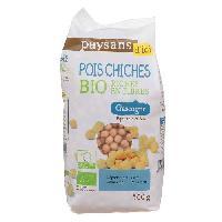 Autres Legumes En Conserve PAYSANS D'ICI Pois chiche - Bio - 500g