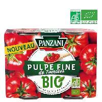 Autres Sauces Froides - Barbecue - Burger - Bearnaise Pulpe fine de tomate - Bio - 2x400g