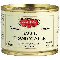 Autres Sauces Froides - Barbecue - Burger - Bearnaise Sauce Grand Veneur 190g