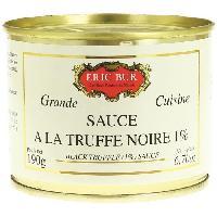 Autres Sauces Froides - Barbecue - Burger - Bearnaise Sauce Truffe Noire -1- 190g