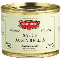 Autres Sauces Froides - Barbecue - Burger - Bearnaise Sauce aux Airelles 190g