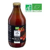 Autres Sauces Froides - Barbecue - Burger - Bearnaise Sauce tomate et piment bio - 330 g