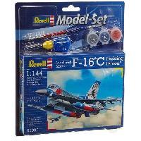Aviation A Construire Model-Set F-16C USAF - Maquette