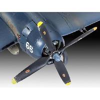 Aviation A Construire Model-Set F4U-4 Corsair - Maquette