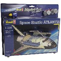 Aviation A Construire Model-Set Space Shuttle Atlantis - Maquette