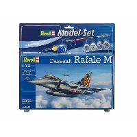 Aviation A Construire REVELL Maquette Model set Avion Dassault Aviation Rafa 64892
