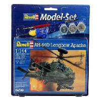 Aviation A Construire REVELL Model-Set AH-64D Longbow Apache - Maquette