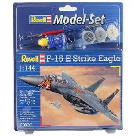 Aviation A Construire REVELL Model-Set F-15E Eagle - Maquette