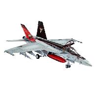 Aviation A Construire REVELL Model-Set F-A-18E Super Hornet - Maquette