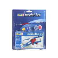 Aviation A Construire REVELL Model-Set Fokker D VII - Maquette