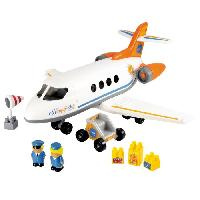 Aviation Miniature ABRICK Avion Happy Jet - Ecoiffier