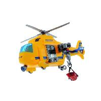 Aviation Miniature Rescue Copter