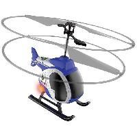 Aviation Miniature TOOKO - Mon Premier Helico de Police Telecommande - Silverlit