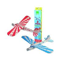 Aviation Miniature VILAC Boite de 2 avions en balsa