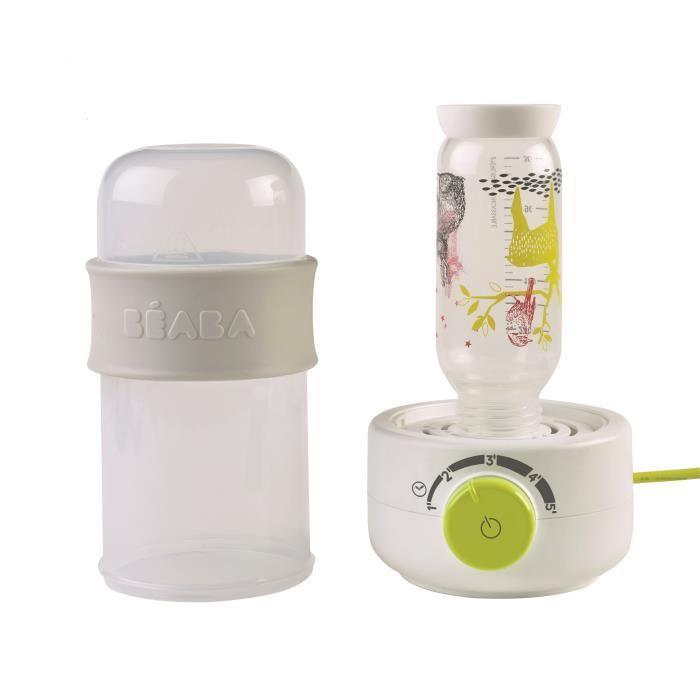 BEABA-Baby-Milk-Second-neon-chauffe-biberon-vapeur-Deltababy miniature 3