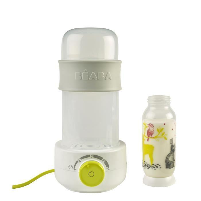 BEABA-Baby-Milk-Second-neon-chauffe-biberon-vapeur-Deltababy miniature 2