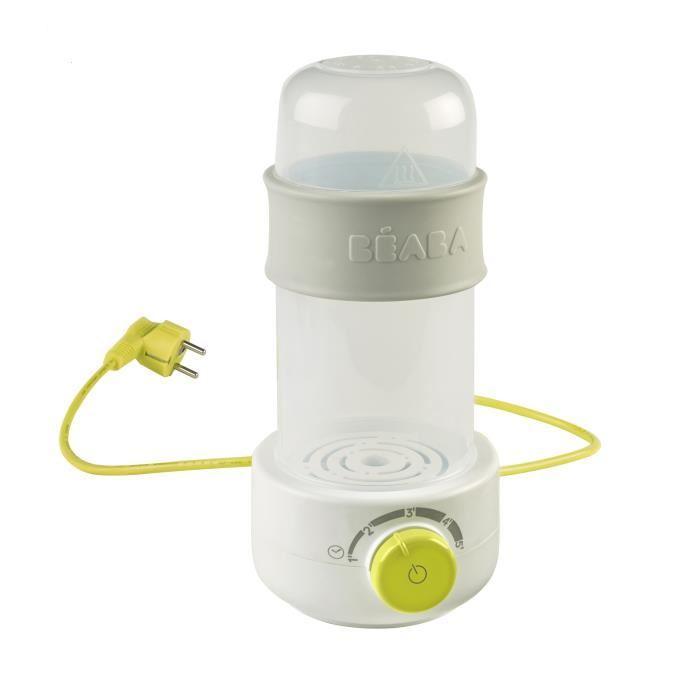 BEABA-Baby-Milk-Second-neon-chauffe-biberon-vapeur-Deltababy miniature 5