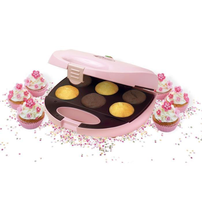 BESTRON-DCM8162-Machine-a-cupcakes-Rose-Pastel