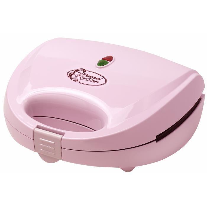 BESTRON-DCM8162-Machine-a-cupcakes-Rose-Pastel miniature 3