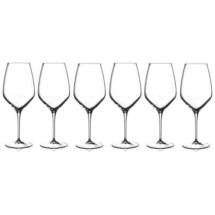 BORMIOLI-LUIGI-ATELIER-Coffret-de-6-pieces-pour-Riesling-44-cl miniature 2