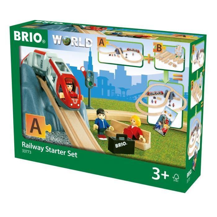 BRIO-World-33773-Circuit-En-8-Voyageurs-Pack-A miniature 5