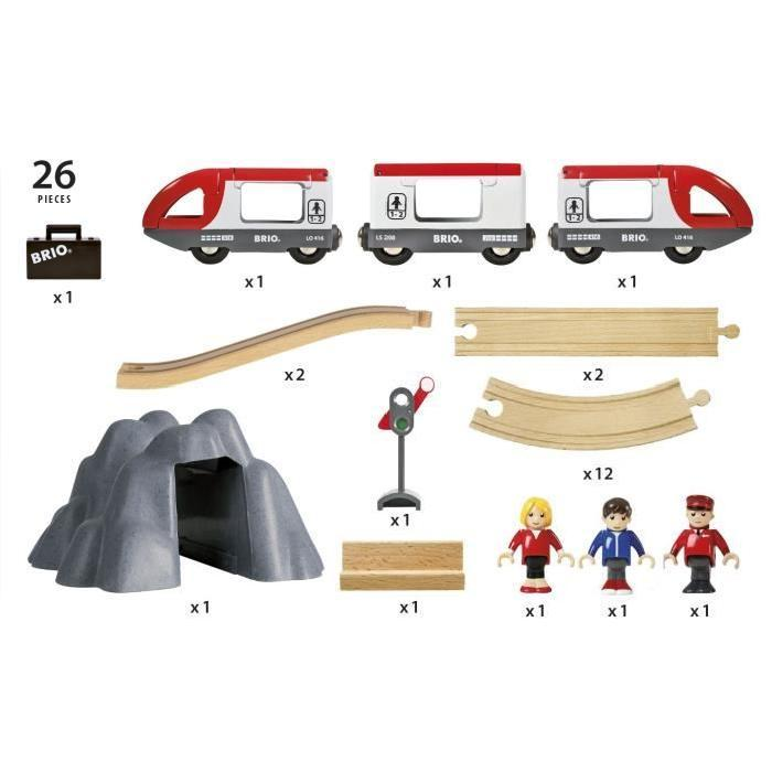 BRIO-World-33773-Circuit-En-8-Voyageurs-Pack-A miniature 2