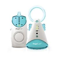 Baby Phone - Ecoute Bebe AC620 Babyphone Moniteur sons - Blanc