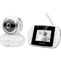 Baby Phone - Ecoute Bebe MOTOROLA Babyphone MBP 33S Numerique Sans Fil