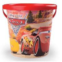 Bac A Sable - Sac De Sable CARS 3 Smoby Seau - Disney