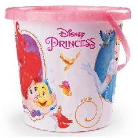 Bac A Sable - Sac De Sable DISNEY PRINCESSES Seau - Disney