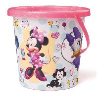 Bac A Sable - Sac De Sable MINNIE Smoby Seau Vide - Disney