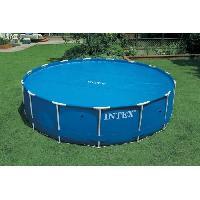 Bache - Couverture - Volet - Enrouleur Bache a bulles piscine ronde diametre 3.44m pour piscine de 3.66m