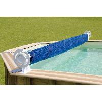 Bache - Couverture - Volet - Enrouleur UBBINK Enrouleur de baches de piscine - luxe