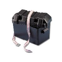Bacs a Batteries BAC A BATTERIE ETANCHE 185X355X263mm - ADNAuto