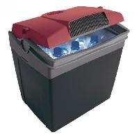 Bagagerie Auto-moto MOBICOOL Glaciere Thermoelectrique G26 ACDC 12-230V Gris-Marsala