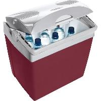 Bagagerie Auto-moto MOBICOOL Glaciere Thermoélectrique V26 ACDC 12/230V Rouge