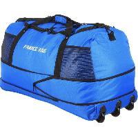 Bagages FRANCE BAG Sac de Voyage Pliable XXL Polyester 81cm Bleu
