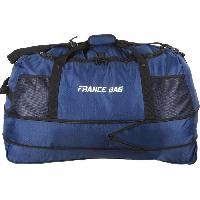 Bagages FRANCE BAG Sac de Voyage Pliable XXL Polyester 81cm Bleu Marine