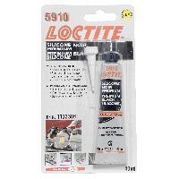 Bague D'etancheite - Joint Spi - Joint Spy - Joint Torique SI 5910 Premium silicone black 40ml - Loctite
