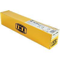 Baguette Tig - Cable De Soudure - Fil De Soudure INE Lot de 115 électrodes rutiles acier Ø 4 mm L 350 mm - Baguettes de soudure
