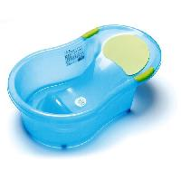 Baignoire DBB REMOND Baignoire avec transat integre - Jusqu'a 6 mois - Bleu paillette translucide