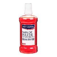 Bain De Bouche - Produit De Soin Des Dents HANSAPLAST - Bain de bouche antiseptique - 500 ml - Generique