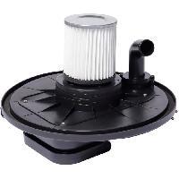 Balai A Cendre - Pelle A Cendre Aspirateur de cendres electriques 18 L 1000 W noir